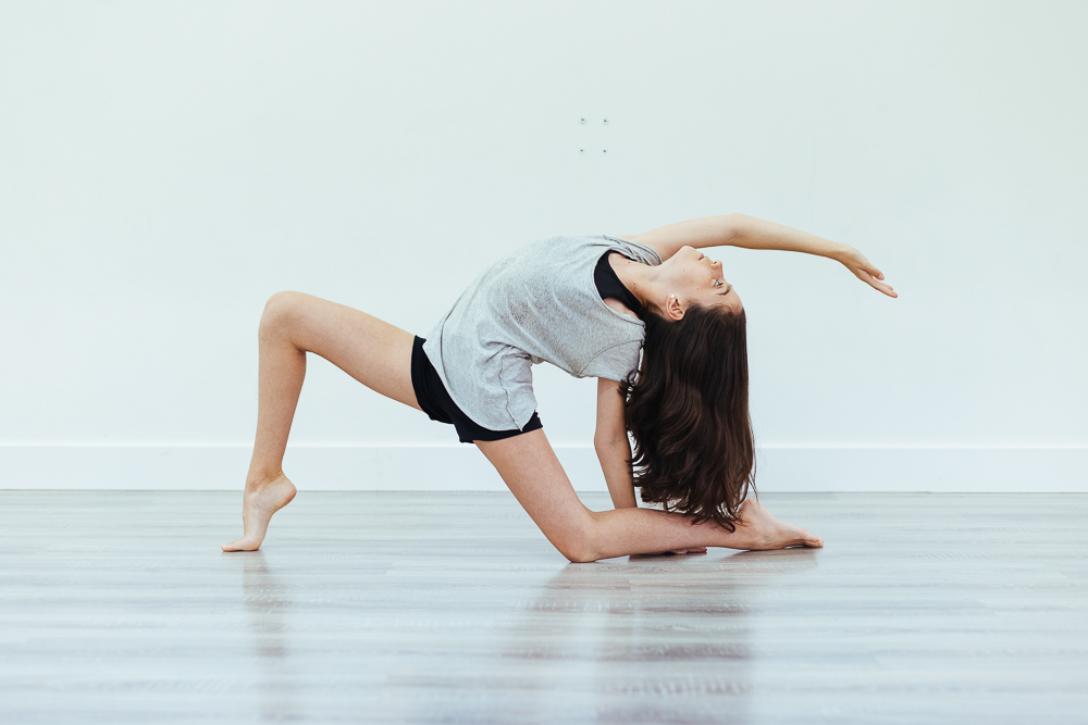 estilo contemporaneo danza donostia