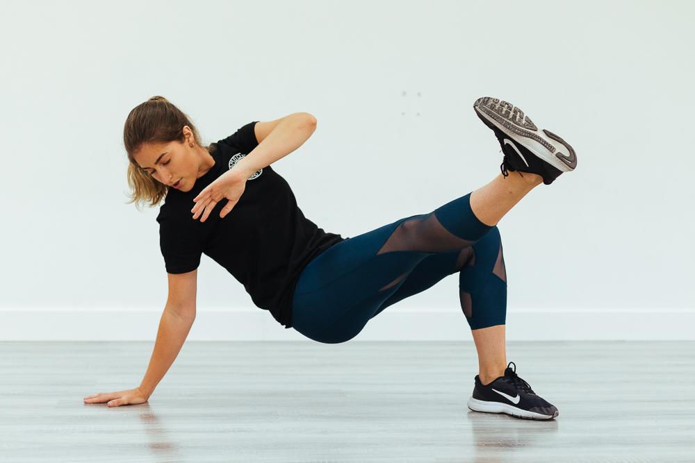 estilo fitness danza donostia