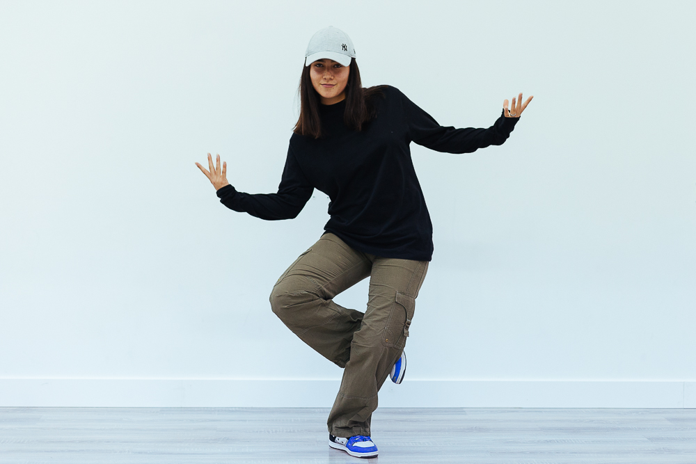 estilo urbano danza donostia