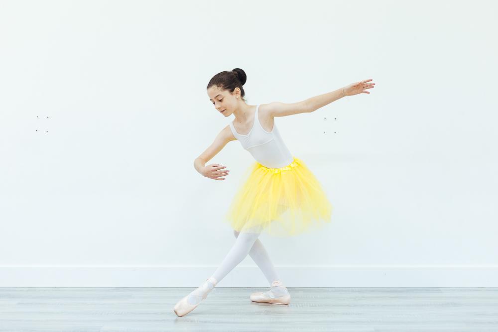 estilo clásico danza donostia